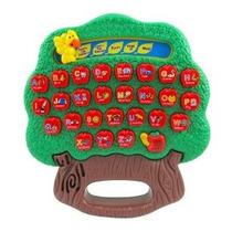 Alfabeto Apple Tree - Juguete De Aprendizaje Electrónico Par