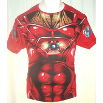 Playeras Marvel Comic