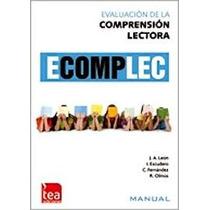 Ecomplec, Evaluación De La Comprensión Lectora