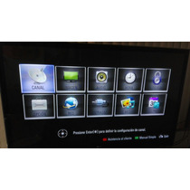 Tv Lg 60 Pulgadas 60px950 Con Media Box Incluido
