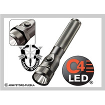 Lámpara De Strion Led, Streamlight Recargargable 160 Lumes