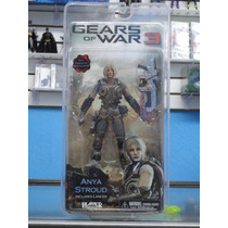 Gears Of War 3 Anya Stroud,neca Player Select