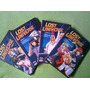 Lote 4 Dvds Anime Original Lost Universe