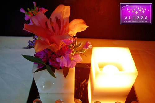 Centro de mesa para boda aluzza dmm bodas a mxn 95 en - Precios de centros de mesa para boda ...