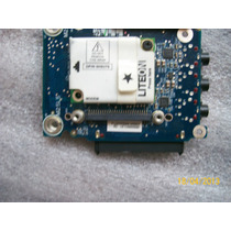 Tarjeta Del Panel Audio Para Dell Xps M1210 Mod. Pp11s Au1