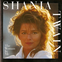 Shania Twain Cd The Woman In Me 1995 Importado
