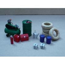 Set De Herramientas 1/24 Diorama Hotwheels, Jada, Maisto