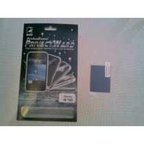 Wwow Mica De Privacidad Sony Ericsson Walkman W705!!!