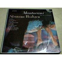 Disco Lp Mantovani Y Su Orquesta - Valses De Strauss -