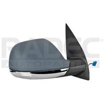 Espejo Volkswagen Amarok 2012-2013 Elec C/desem B.cromada