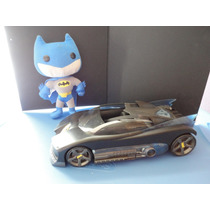 Batman Animated Batimovil Emite Sonidos Y Luces