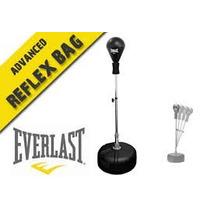 Pera Everlast Reflex Bag Box Ufc Guantes Costal Mma Muay Tkd