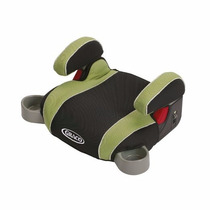 Sillita Auto Car Seat Graco Backless Turbobooster, Go Green