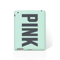 Victoria Secret Pink Funda Ipad Tablet Color Menta Amyglo