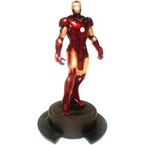 Iron Man Movie Fine Art Statue Figura De Coleccion