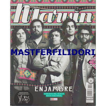 Enjambre Revista Marvin De Marzo 2013