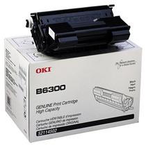 Toner Negro 52114502 Okidata B6300 +c+