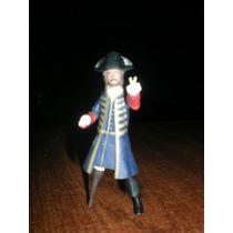 Piratas Del Caribe Capitan Barbossa 11cm