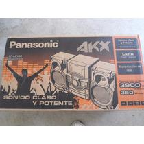 Estereo Panasonic Akx80