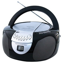 Reproductor De Cd/mp3 Portatil Con Radio Am/fm Nakazaki