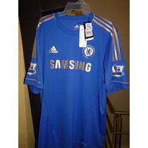 Jersey Chelsea Original Con Numero De Drogba Orig. Talla Xl