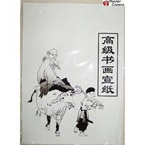 Sumi Dibujo Pintura China Práctica Arroz Papel 30 Hojas 35.5
