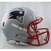 Nfl New England Patriots Casco Speed Replica By Riddell