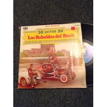 Lp Los Rebeldes Del Rock