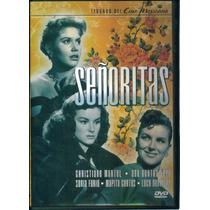 Señoritas. Ana Bertha Lepe Y Mapy Cortes. Formato Dvd