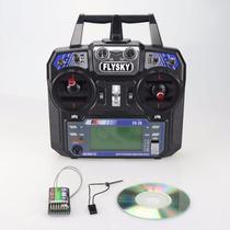 Control Remoto Flysky Fs-i6 Drone Transmitter 6ch