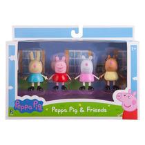 Peppa Pig Y Mejores Amiguitos Es 100% Original Fisher Price