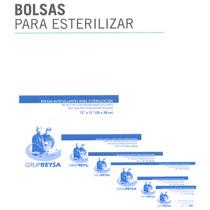 Bolsa Para Esterilizar 3 1/2 X 10 (paquete Con 200 Piezas)