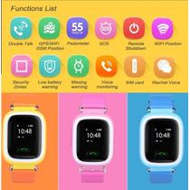 Smart Watch Kids Reloj Gps Niñas Y Niños Sim Card Telefono