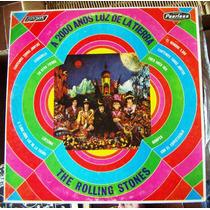 Rock Inter, The Rolling Stones, México, Lp12´