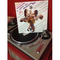Coma Dj - Bailando A Ritmo Del Mundial - Acetato Vinyl, Lp