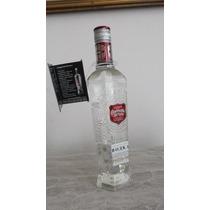 Vodka Solo Coleccionistas Botella 500ml De Moscu