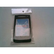 Wwow Silicon Skin Case Sony Ericsson Xperia X8 Excelentes!!!