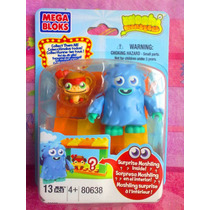 Mega Blocks Set De Moshi Monsters Modelo 4