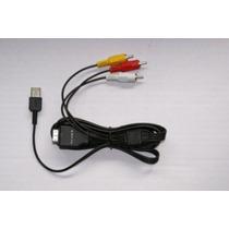 Sony Cable Genuino Usb Av Type 2 W290 T900 T500 Hx1 H20