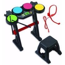 Set De Bateria Electronica Infantil Kids Fun Reproduce Mp3