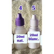 Goteros De Plastico Flexibles De 20ml