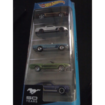 Hot Wheels Mustang 50 Aniversario