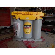 Bateria De Gel Optima Tapa Amarilla Tipo 35 Yellowtop