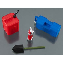 Pro-line 6075-00 Accesorios A Escala #7(extintor Bidon Pala)