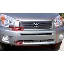 Rav4 Toyota Parrillas Billet 7 Piezas Aluminio Pulido Au1