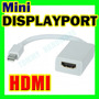 Cable Adaptador Mini Displayport Thunderbolt A Hdmi Macbook