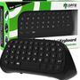 Ortz Xbox Uno Chatpad Teclado Teclado [con Auriculares / Aud