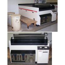 Procesadora De Papel Colex Rtk 55-60 Dp 2002