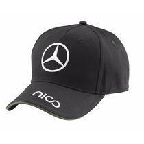 Gorra Mercedes Petronas, Nico Rosberg, Original F1 Formula 1