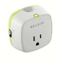 Belkin Conserve Socket De Ahorro De Energía De Salida Con Te